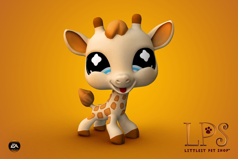 lps giraffe coloring pages - photo#28