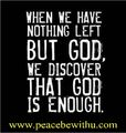 God is the answer - christianity photo