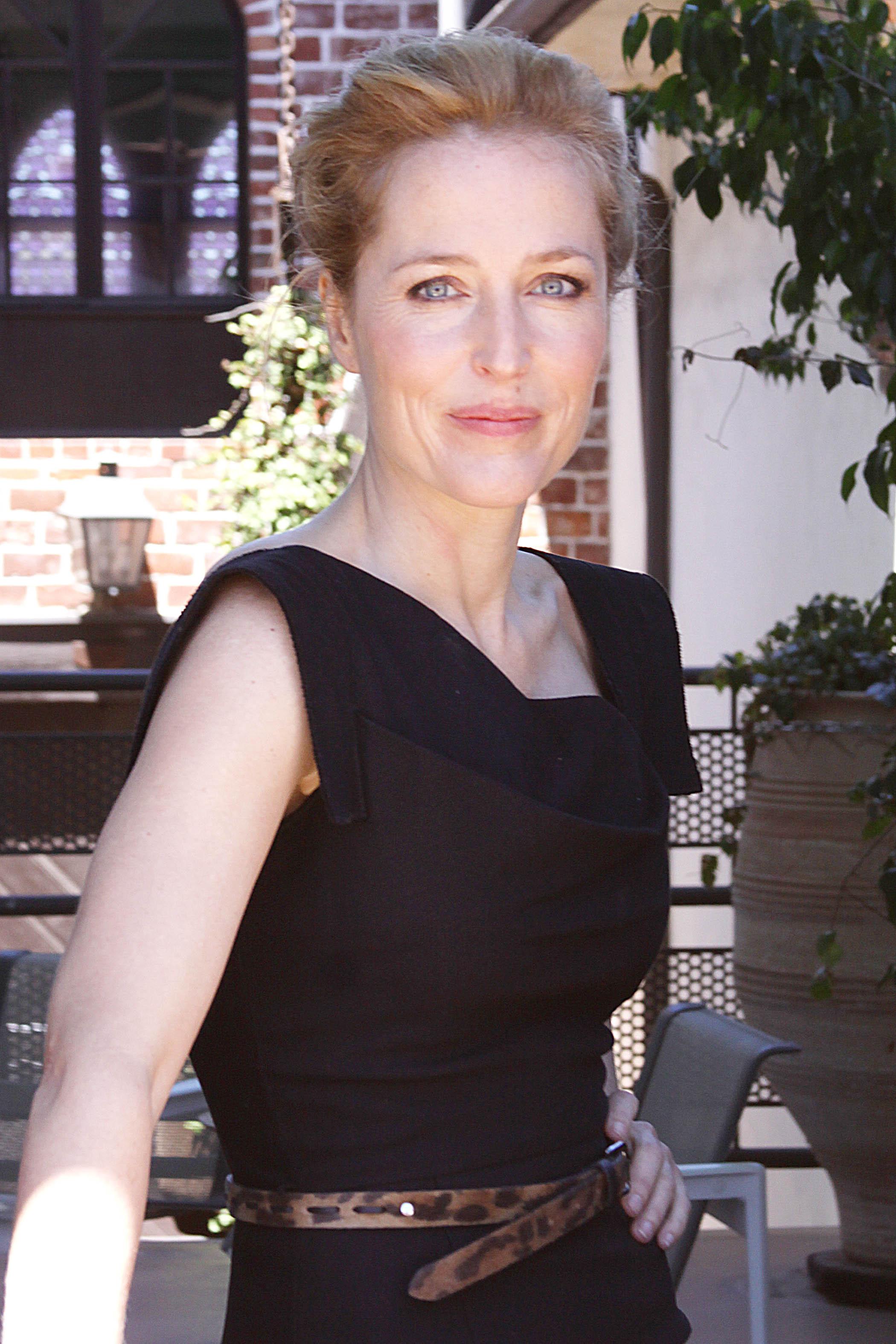 Gillian Anderson emmy