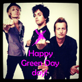 Green Day day was December 11th