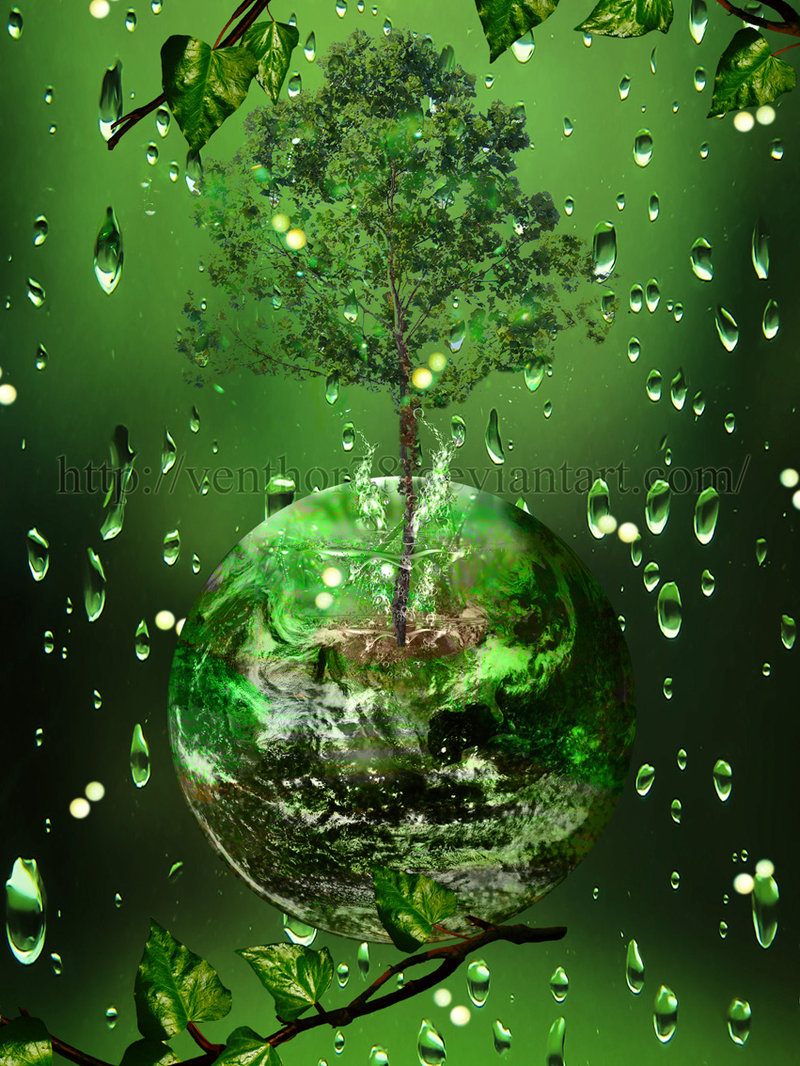 Keep Earth Green images Green Earth HD wallpaper and ...
