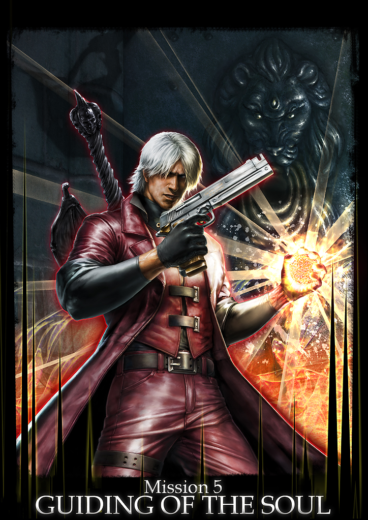 Guiding of the Soul - Devil May Cry Fan Art (33004485 ...