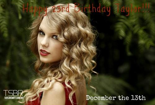 Happy Birthday TayTay!