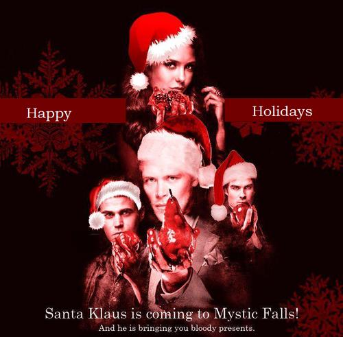 Happy TVD Holidays :)