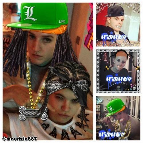 Harry Styles hip hop