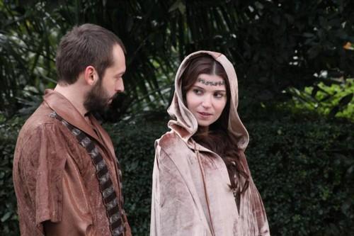 Hatice and Ibrahim