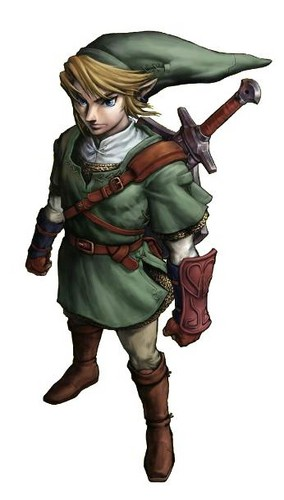 Hero of Time Link