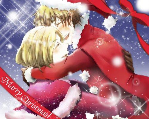 헤타리아 크리스마스