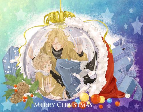 黑塔利亚 圣诞节