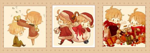 Hetalia Christmas