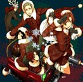 hetalia - axis powers natal