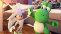 High Five - yoshi photo