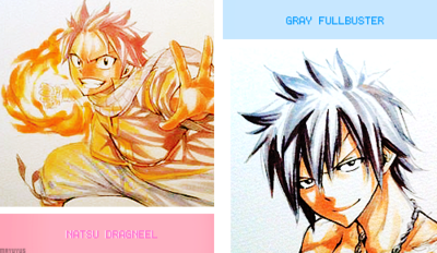 Hiro Mashima draws