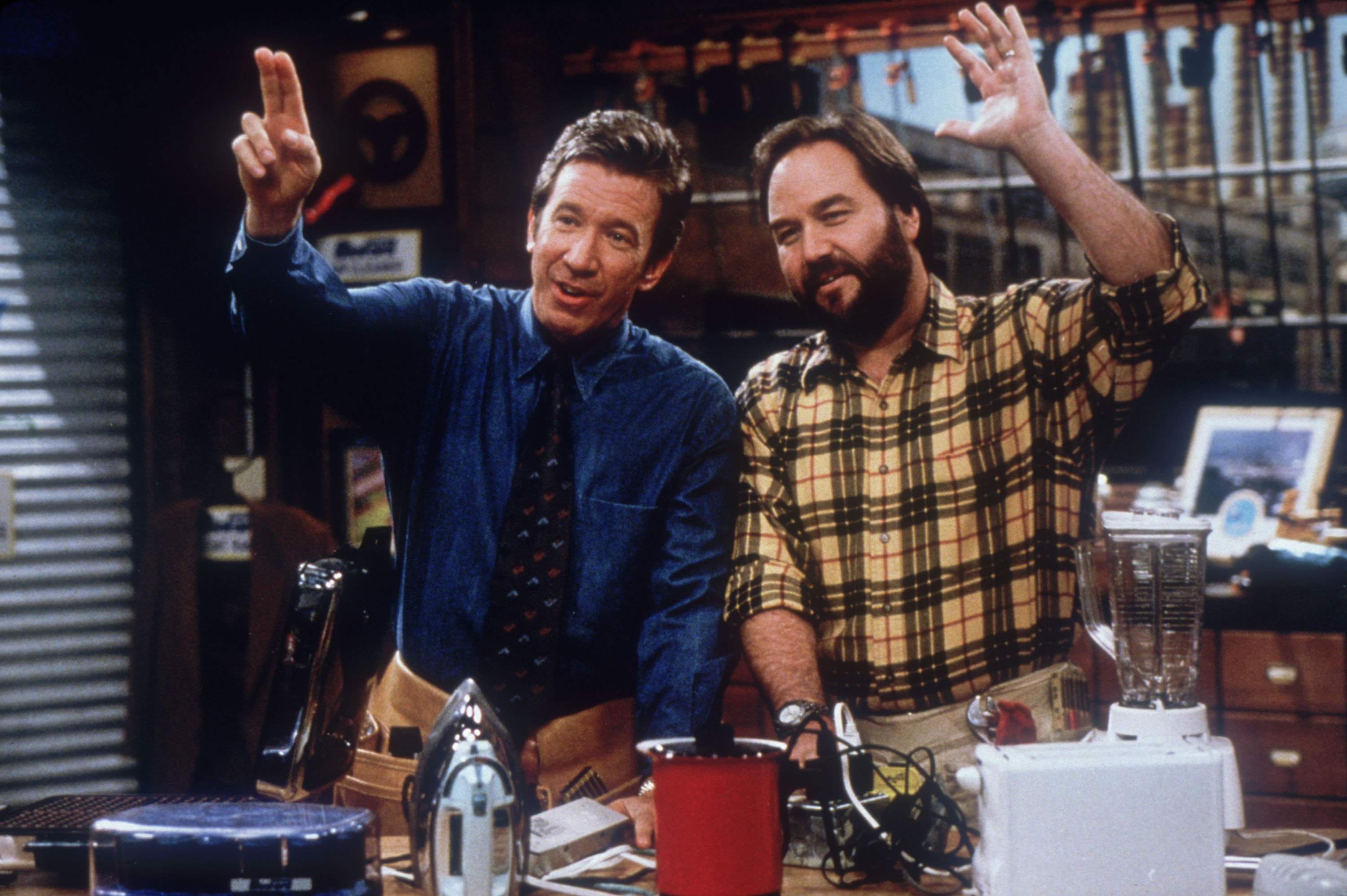 Home improvement tv show images home improvement hd for Wallpaper home improvement questions