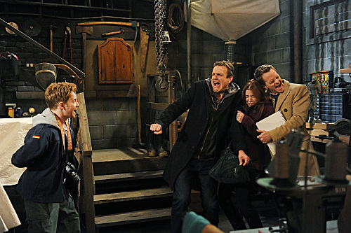 """How I Met Your Mother Season 8 Episode 11 & 12 """"The Final Page"""""""