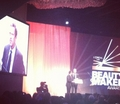 Hugh Laurie, the 1st L'Oreal Paris male spokesperson, is presenting the Beauty Shakers Awards  - hugh-laurie photo