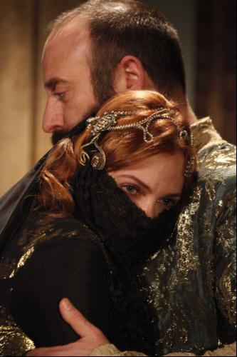Hurrem and Suleyman