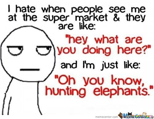 I hate it when....
