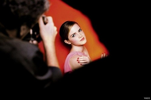 In प्यार for Lancôme - Behind the Scenes चित्र