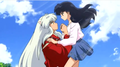 InuYasha and Kagome - inuyasha photo