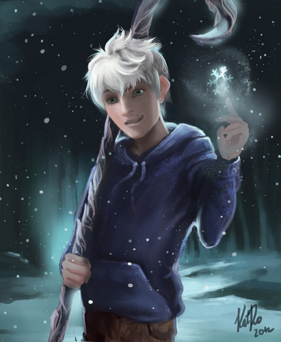 Jack Frost - Rise of the Guardians 壁纸 titled Jack Frost