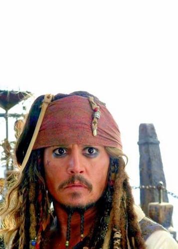 Jack Sparrow- POTC 4