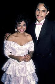 Janet Jackson wallpaper entitled Janet And First Husband, James DeBarge
