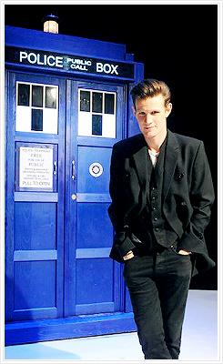 Jenna/Matt 由 the TARDIS