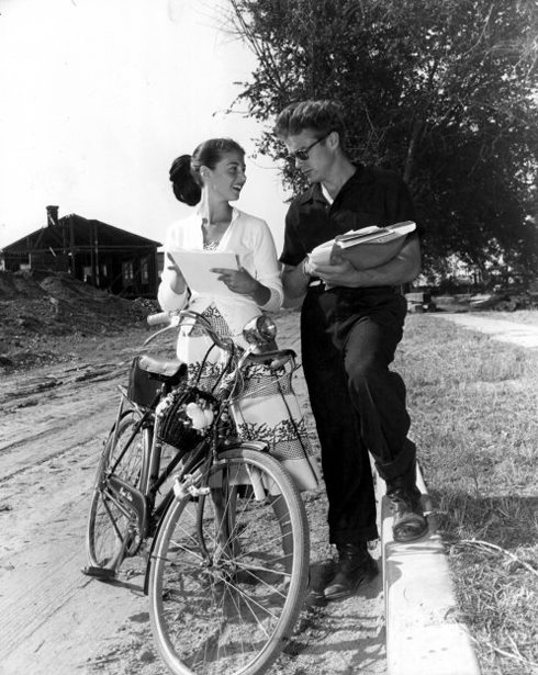 Jimmy with Pier Angeli