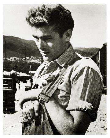 James Dean wallpaper with a green beret, a rifleman, and battle dress called Jimmy