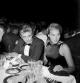 Jimmy with Ursula Andress - james-dean photo