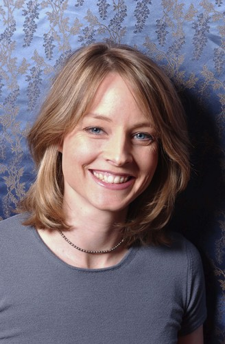 Jodie Foster achtergrond with a portrait called Bradley Patrick Photoshoot 2005