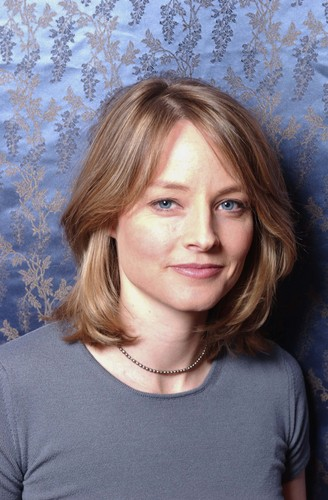 Jodie Foster Hintergrund containing a jersey and a portrait titled Bradley Patrick Photoshoot 2005