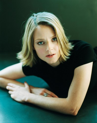 Jodie Foster fond d'écran probably containing skin and a portrait titled Jodie Foster