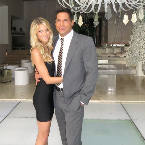 Joe Francis at Mario Lopez Wedding 2012 470x470 jpg