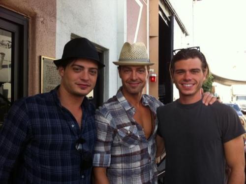 Joey, Matthew & Andy Lawrence