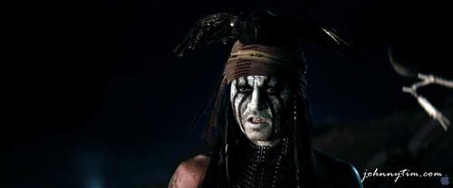 Johnny ~ New Lone Ranger Trailer