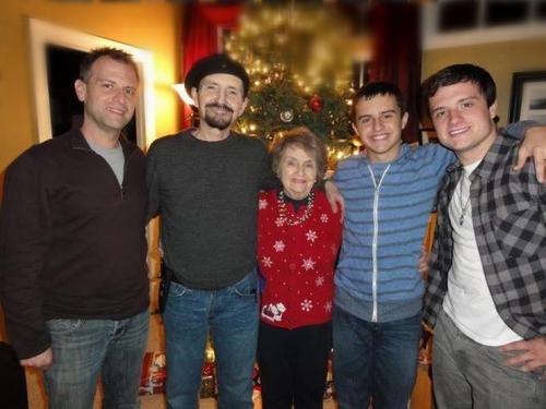 Josh & Family