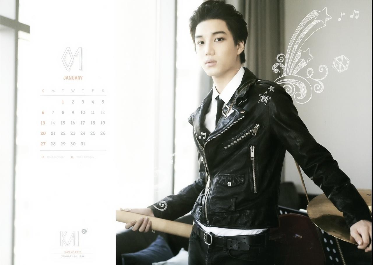 Kai - EXO-K Photo (33084597) - Fanpop