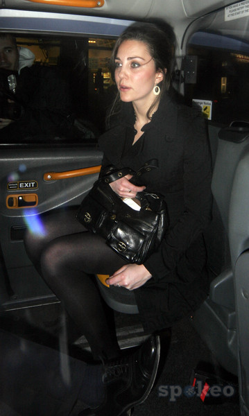 Kate Middleton Boujis Nightclub _2008