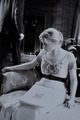 Kate's first screen test - titanic photo
