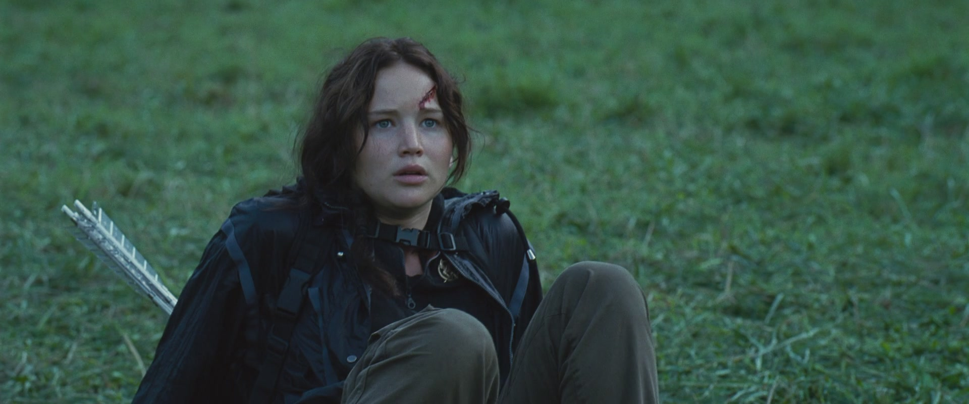 characterization hunger games katniss Get an answer for 'what are some of peeta mellark's character traits in the hunger games' and find homework help for other the hunger games questions at enotes  away from katniss and battles .