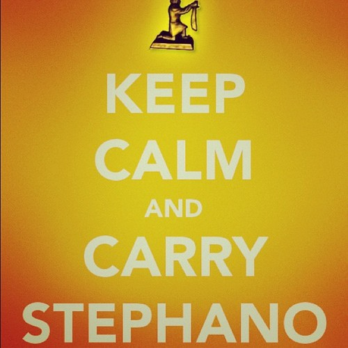 Keep Calm and cary Stephano