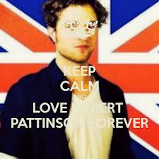 Keep Calm and Liebe Robert Pattinson