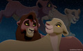 Kiara and Kovu - the-lion-king-2-simbas-pride photo