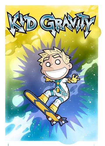 Kid Gravity!