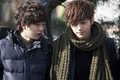 Kim Min Suk and Infinite L in Shut Up Flower Boy Band - korean-actors-and-actresses photo