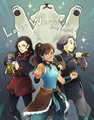Korra Girls - avatar-the-legend-of-korra photo