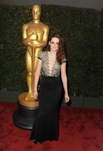Kristen at Governes Awards 2012