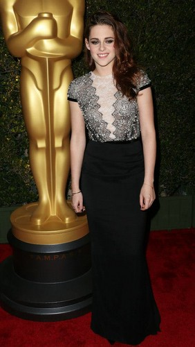 Kristen at Governes Awards 2012